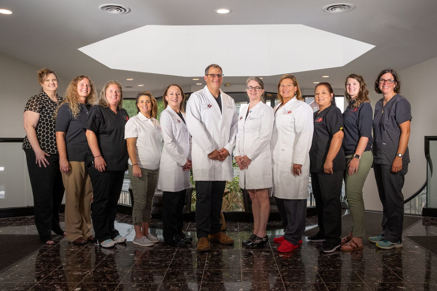 Primary Care Partners of South Bend Medical Team